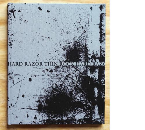 Razor Think Rock Hard Cover